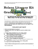 Grade 4 Nelson Kit (Green Box): What a story: #1A The case of the cat whisperer.