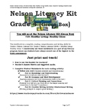 Grade 4 Nelson Literacy Kit (Green Box): #10: Healthy Living: Healthy Ideas.