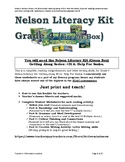 Grade 4 Nelson Literacy Kit (Green Box): Getting Along: #31A: Help For Sasha