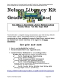 Grade 4 Nelson Literacy Kit (Green Box): Healthy Ideas: #12: The Right Stuff.