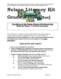 Grade 4 Nelson Literacy Kit (Green Box): Medieval Times: #7-A Great Invention.