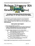 Grade 4 Nelson Literacy Kit: Medieval Times: #9 The Diary of Robert Fitz William