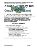 Grade 4 Nelson Literacy Kit: Medieval Times Series: #7A: People of Medieval Time
