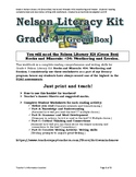 Grade 4 Nelson Literacy Kit: Rocks and Minerals: #34: Weathering and Erosion.