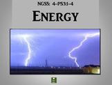Grade 4 Next Generation Science Standards PS3: Energy