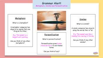 Grade 4: Observational Poetry (Week 1 of 2)