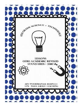 Grade 4 Ohio New Academic Content Standards SCIENCE STEM