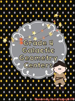 Grade 4 Ontario 2D Galactic Geometry Centers
