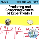Grade 4 Ontario Math Three Part Lesson Probability 1