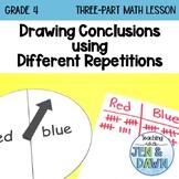 Grade 4 Ontario Math Three Part Lesson Probability 2