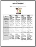 Grade 4 Patterning Assessment - 2020 Ontario Math Curriculum