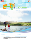 Grade 4: Patterns: L3: Translating Patterns Worksheet 4.OA.C.5