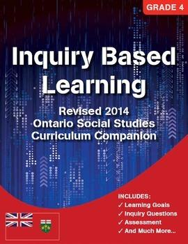 Grade 4 REVISED Ontario Social Studies Curriculum Companion