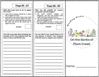 4th Grade Reading Street Activity Pack - Unit 1