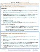 Grade 4 SBAC Reading Question Stems