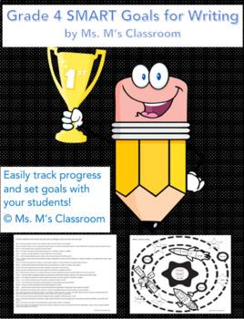 Grade 4 SMART Writing Goals