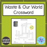 Grade 4 Science Alberta - Waste and Our World - Vocabulary