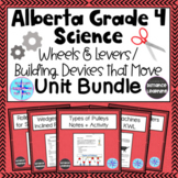 Grade 4 Science Alberta - Wheels and Levers/Building Devic