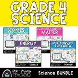 Grade 4 Science BUNDLE