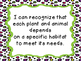Grade 4 Science I Can Statements - Manitoba