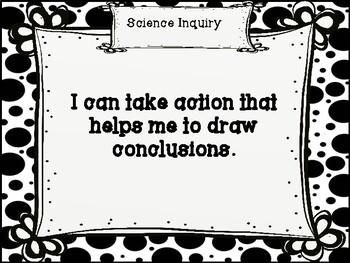 Grade 4 Science I Can Statements - Alberta