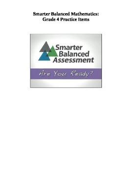 Grade 4 Smarter Balanced Released Practice Items