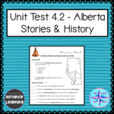 Grade 4 Social Alberta - The Stories, Histories and People