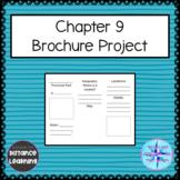 Grade 4 Social Studies Alberta - Chapter 9 Project/Brochure