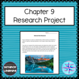 Grade 4 Social Studies Alberta - Chapter 9 Research Project with Rubric