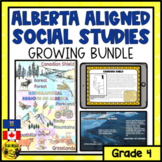 Grade 4 Social Studies Bundle