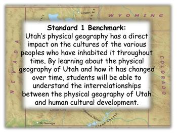 Grade 4 Social Studies :Utah Studies - I Can Statements
