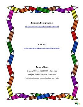 Grade 4 Spanish Exam/ Revision