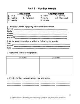 Spelling Program YEAR LONG Grade 4 BONUS Spelling Strategies Posters- Answer Key