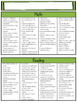Grade 4 Strengths and Weaknesses Anecdotal Notebook