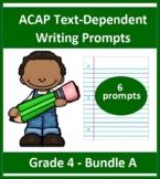 Grade 4_ ACAP Writing - Six Prompts _(Bundle A)