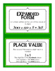 Vocabulary for Place Value