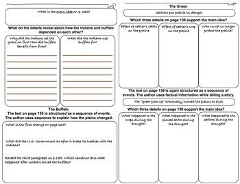 Grade 4 Wonders Lock Long Reading Passages Student Journal Pages Unit 2