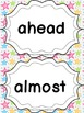 Grade 4 Word Wall Words With Headers - Star Theme