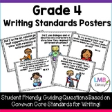 Grade 4 Writing Standards Posters! ~Student Friendly Questions~