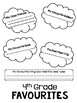 Grade 4 Year End Booklet