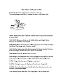 Grade 4 and 5 Math Word Problems incorporating Social Studies/American History