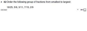 Grade 4 FRACTIONS UNIT 2: [Order+] (4 worksheets & 6 quizzes)