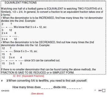 Grade 4 FRACTIONS UNIT 1: [Simplify+] (4 worksheets & 6 quizzes)
