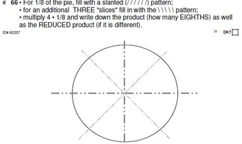 Grade 4 FRACTIONS UNIT 6: [MULTIPLY by whole nos.] (4 worksheets & 7 quizzes)