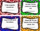 Science Entrance or Exit Cards - Weather (Grade 5 and 6)