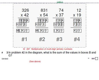 Grade 5: 121 level 4 (most CHALLENGING) problems (72 pgs)