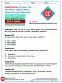 Grades 5-12 Crash Course US History Ep.1 Native Americans (CCLS-aligned)