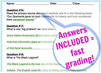 Grades 5-12 Crash Course US History Ep.1 Native Americans (CCLS-aligned)