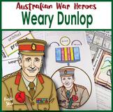 Australian War Heroes - Weary Dunlop
