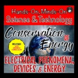ONTARIO SCIENCE:GRADES 5|6 CONSERVATION OF ENERGY & ELECTRICITY CENTRES BUNDLE